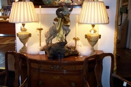 Lampshades, Lamps, Lamp Repair, Antiques, Asheville